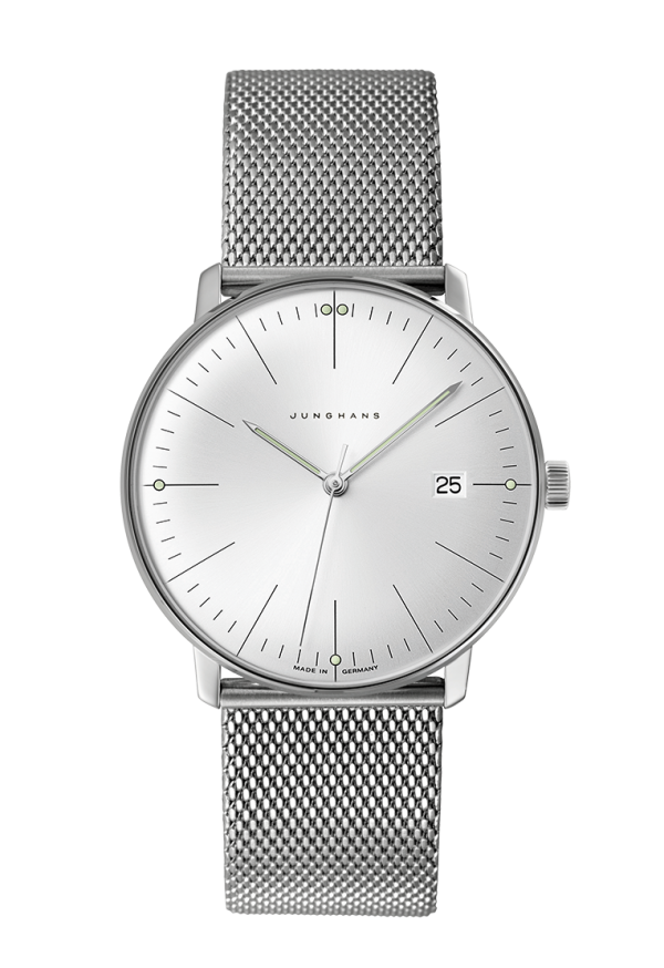 Junghans horloge geweven band